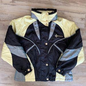Vintage 90s NEVICA Ski Snowboard Jacket Bomber